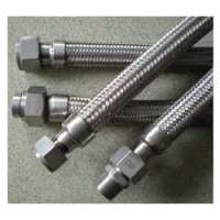 SS Wire Braided Hose
