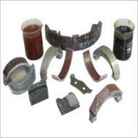 Brake Shoe Bonding Adhesives