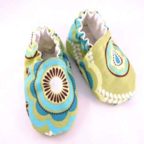 Fabric Baby Shoes