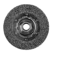 Circular wire brush