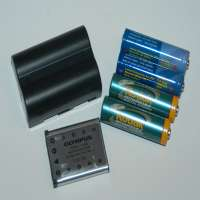 Rechargeable Camera Battery