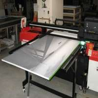 Flat Board Printer