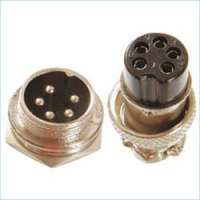 Round Shell Connector