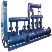 Industrial Pump Skid