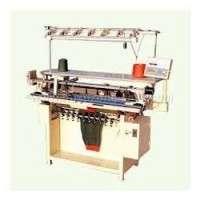 Sleeves Knitting Machine