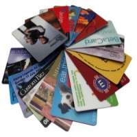 PVC Plastic Card