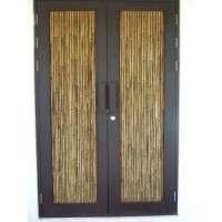 Bamboo Door