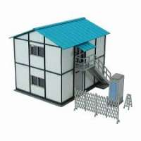 Prefabricated Hut