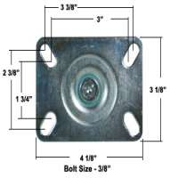 Plate Caster