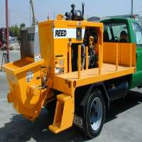 Truck Mounted Pump