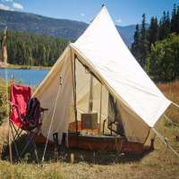 Tent Canvast