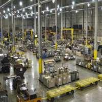 Manufacturing In-plant Logistics Service