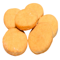 Butter bite biscuit