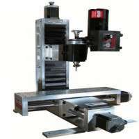 CNC Mini Milling Machine