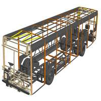 Bus Body Structure
