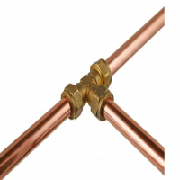 Copper Gas Pipe