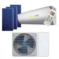 Hybrid Solar Air Conditioners