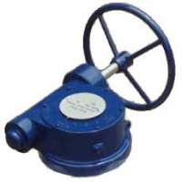 Quarter Turn Gear Operator