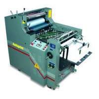 Single Color Offset Printers