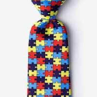 Colored Silk Tie