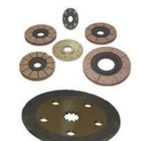 Tractor Brake Plate