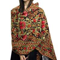 Designer shawl