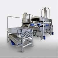 Snack Pellet Frying Line