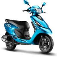 Second hand scooty