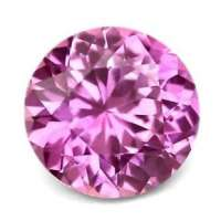 Round Cut Gemstone