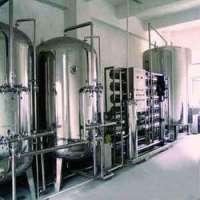 Industrial Distillation Plant