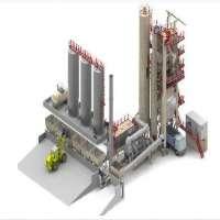 Stationary Asphalt Plant