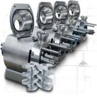 Sanitary Screw Pumps
