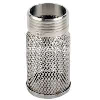 Stainless Steel Basket Strainer