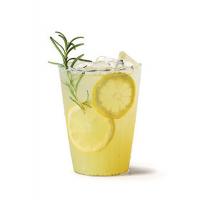 Lemon soft drink concentrate