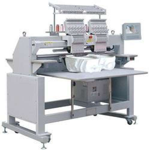 Double Head Embroidery Machine