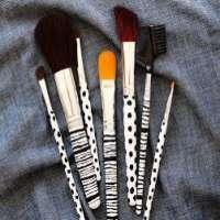 Custom Cosmetic Brushes