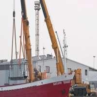 Heavy Lift Transportation Service