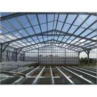 Steel Roofing Structures