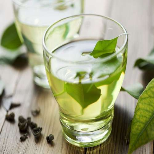 Green Tea Drinks