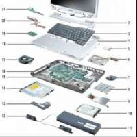 Notebook Parts