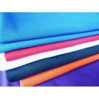 Cotton rib fabric