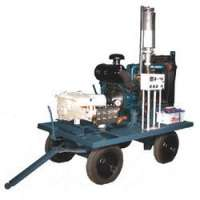 Trolley Mounted Pump
