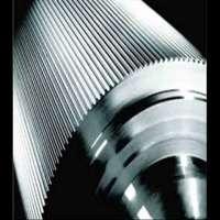Corrugated Roller