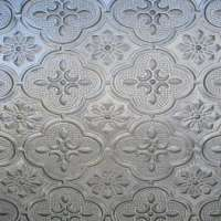 Embossed Glass