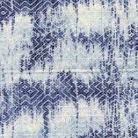 Cotton jacquard denim fabric