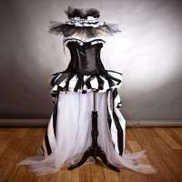 Custom Corset Dress