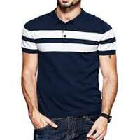 Mens Half Sleeve T- Shirt