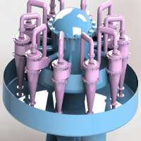 Hydrocyclone Cluster