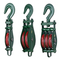 Manila Rope Pulley Blocks