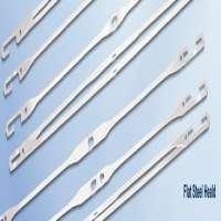 Flat Steel Healds